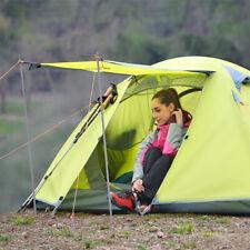 Lightweight Telescoping Tent Poles for Tarp Canopy Shelter CAMPMOON Aluminum Tarp Poles Adjustable Set of 2