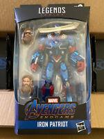 Avengers Marvel Legends 6-Inch Action Figure Iron Patriot