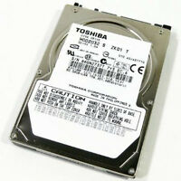 640GB SATA-II TOSHIBA  6,4 cm (2, 5 Zoll) 5400rpm ( Rückläufer)