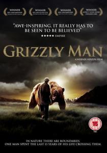 Wildlife-Grizzly Man DVD NEW