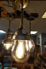vintage crouse hinds explosion proof light