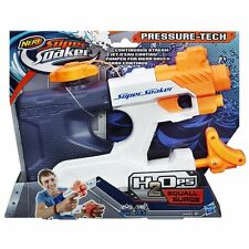New NERF Super Soaker H2OPS SQUALL SURGE Water Pistol BLASTER