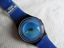 swatch club special 1999 Space Dream GZ160,NUOVO !!!