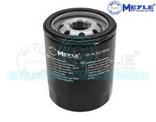 Meyle Oil Filter, Screw-on Filter 32-14 322 0004