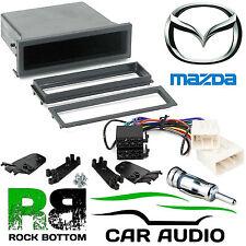 MAZDA MX6 1992 - 1997 Car Stereo Radio Universal DIN E Fascia Pocket Fitting Kit