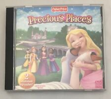 Fisher Price Precious Places DVD The Princesses Save The Ball & Bubble Trouble