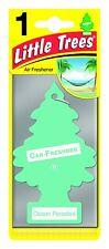 Magic Tree Little Trees Car Home Air Freshener Freshner Scent - OCEAN PARADISE