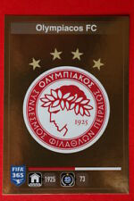 PANINI STICKERS FIFA 365 2016 n. 521 OLYMPIACOS TOP MINT!