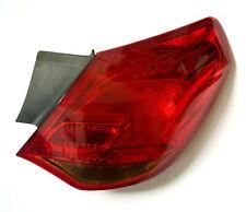 Opel Astra J 5-Türer Rückleuchte rechts außen Rücklicht Heckleuchte Bremslicht