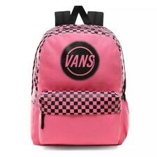Vans Taper Off Realm Backpack - Azalea Pink