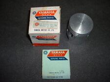 1969-1970 Yamaha SL338 Piston and Rings,  Standard Size,  806-11631-00-96