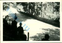 1970's Isle of Man TT Photo Bike Crowds 5 x 3.5 inches