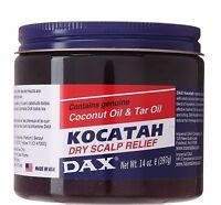 DAX Kocatah With Coconut Oil & Tar Oil Dry Scalp Relief 14oz (397g)