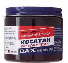 DAX Kocatah con Aceite de coco & alquitrán Cuero Cabelludo Seco Alivio 398ml
