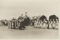 Algérie, Ouargla, cca. 1930 Vintage silver print.  Tirage argentique  12x17