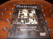 Foreigner - the Foreigner Story  Dvd .... Nuovo