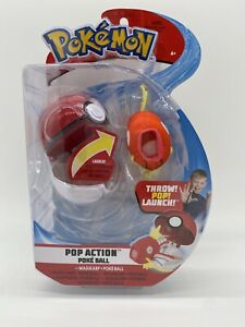 Pokemon Pop Action Poke Ball Magikarp WCT New