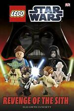 LEGO® Star Wars Revenge of the Sith (Dk Readers Level 3) by Dk | Hardcover Book
