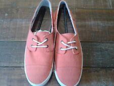 """Reef Women's """"Escape"""" Shoes Coral size 7.5"""