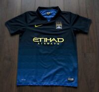 Manchester City Jersey Nike Size Youth L *C0110a2