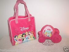 Disney Cinderella Pumpkin Coach Eva Light/ Night Light & Disney Canvas Tote Bag