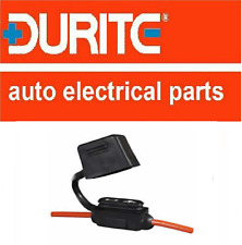 """Durite 0-775-17 CCTV Kit 7"""" Colour Monitor & 25cm Rear View Number Plate Camera"""