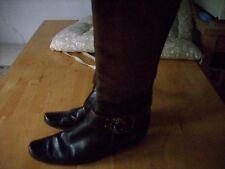 More & More Stiefel 40 Leder fast neu