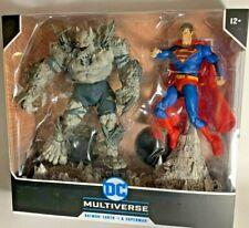 McFarlane Toys DC Multiverse Batman SUPERMAN v DEVASTATOR 7in Figure IN STOCK