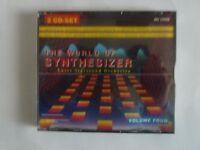 Laser Starsound Orchestra World of synthesizer 4 (1992, #mu22004) [2 CD]