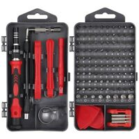 122 in 1 Precision Screwdriver Set Magnetic Driver Kit Electronics Repair  Z2G1