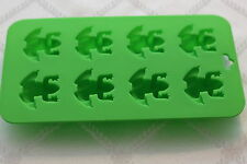 THE KOSHER COOK FROG SILICONE ICE CUBE TRAY CHOCOLATE GELATIN