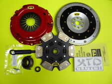 XTD STAGE 3 CLUTCH & 8LBS FLYWHEEL KIT INTEGRA CIVIC Si