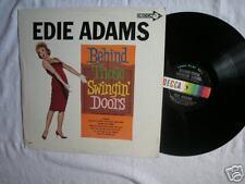 Edie Adams Behind Those Swingin' Doors Mint Decca mono