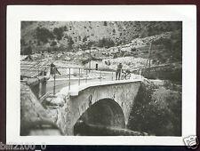 Nevache . photo ancienne . 1936 . Haute-Alpes  05