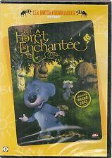 "DVD  ""LA FORET ENCHANTEE""   NEUF SOUS BLISTER"