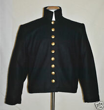 Officers 9-Button Shell Jacket Navy Blue - Size 52 - Civil War