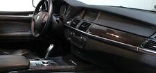 BMW Brand OEM E70 E70 LCI X5 2007-2013 Walnut Wood Interior Trim Set New