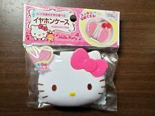 DAISO Hello Kitty Earphone case / Japan