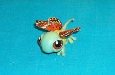 Littlest PetShop Faerie Pets Gecko #111 Orange Butterfly Wings Rare Fairy Hasbro