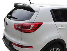 PAINTED SPOILER FOR A KIA SPORTAGE 2012-2016