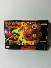 Advanced Dungeons & Dragons: Eye of the Beholder (Super Nintendo) SNES Boxed