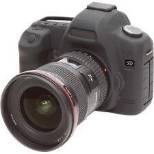 easyCover canon 5D mark II EA-ECC5D2B Camera Case Black Silicone FREE SHIPPING