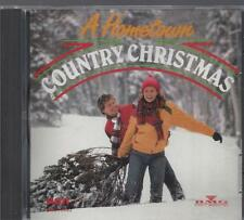 A HOMETOWN COUNTRY CHRISTMAS Don Williams Pake McEntire Ed Bruce NEW CD
