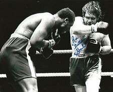 Ron Stander The Bluffs Butcher signed Boxing 8x10 photo autographed