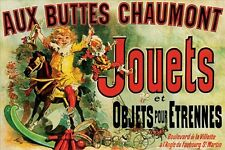 JOUETS - AS SEEN ON FRIENDS POSTER - 24x36 ART PRINT TV SHOW 50429