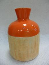 orange, Blumenvase,Keramikvase,Vase