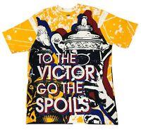 "Born Fly Yellow ""Poseidon"" T-Shirt"