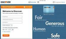 Discover Credit Card $50 Bonus Refer Offer