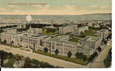 General Hospital, Toronto, Ontario, Canada, vintage postcard
