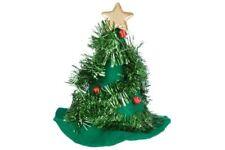 Sombreros, gorros y cascos marrones de poliéster para disfraces y ropa de época, navidad